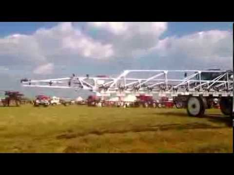 150' Aluminum Telescoping Boyd Booms From Northern Equipment Solutions