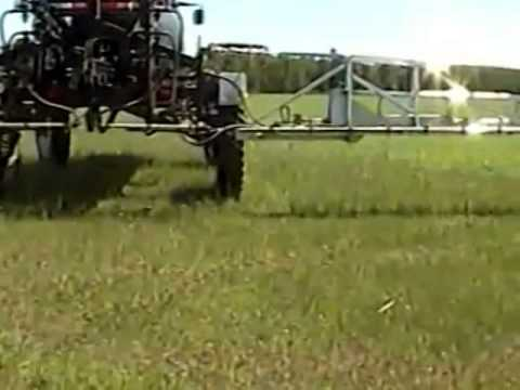 Bobtail Center Rack   Individual Boom Height Control