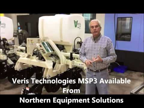 Veris Technologies Soil Sensing and Mapping Systems Explained