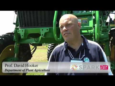 University of Guelph OMAFRA Partnership: David Hooker - The SMART Initiative