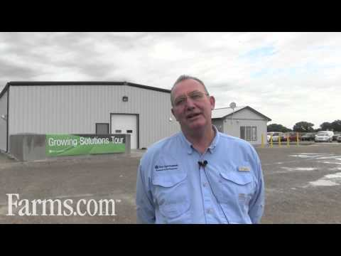 Henry Olechowski, Dow AgroSciences, Hyland Seeds Cereal Research Overview.