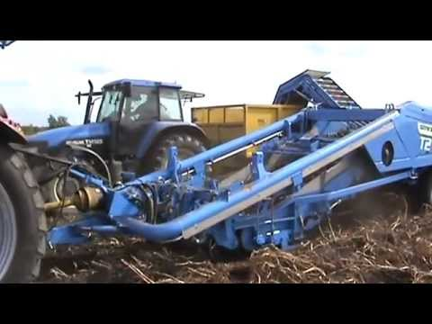 STANDEN-PEARSON T2 - TWO ROW POTATO HARVESTER - Northern Equipment Solutions