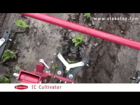 Steketee IC - Automatic Inter-Row Weed Control System