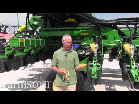 Farm Progress Show 2012 Steve Redmond Talks About The Crops and New Machinery and Technology..