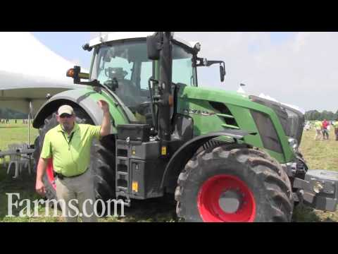 Farms.com Machinery Report:  The 800 Series Fendt Tractor.