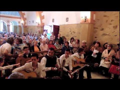 ROMERÍA 1 MAYO 2014  LA CONCEPCIÓN ALÍA CÁCERES  GEOPARQUE Villuercas Ibores Jara Nº1