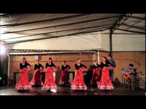 2014 LA CALERA ALÍA CÁCERES Aire Flamenco y Cerrado por Vacaciones de ALÍA Nº1