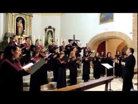 MÚSICA SACRA ESPAÑOLA A CAPELLA SS  XIX Y XX CORO de la UNIVERSIDAD de EXTREMADURA Nº4