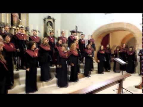 MÚSICA SACRA ESPAÑOLA A CAPELLA SS  XIX Y XX CORO de la UNIVERSIDAD de EXTREMADURA Nº1