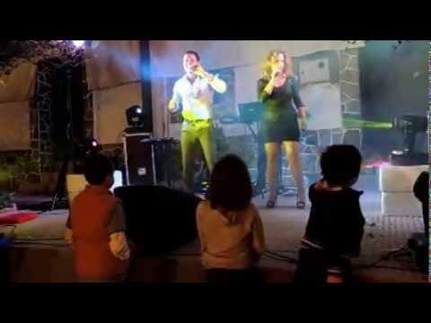 2014 LOS DOLORES   LA CALERA ALÍA CÁCERES GEOPARQUE Villuercas Ibores Jara Orquesta Ibero Tropical N