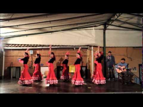 2014 LA CALERA ALÍA CÁCERES Aire Flamenco de ALÍA Nº1