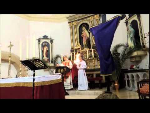 DOMINGO DE RAMOS EN ALÍA CÁCERES GEOPARQUE VILLUERCAS IBORES JARA Nº4