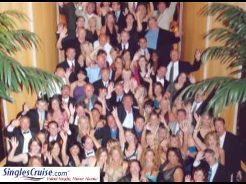 Singles Cruise - Travel Single.  Never Alone!