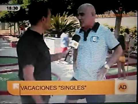 Vacaciones para Singles con Hijos