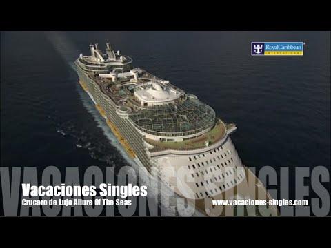 El Barco más Grande del Mundo..nos vamos de Crucero en el ALLURE OF THE SEAS