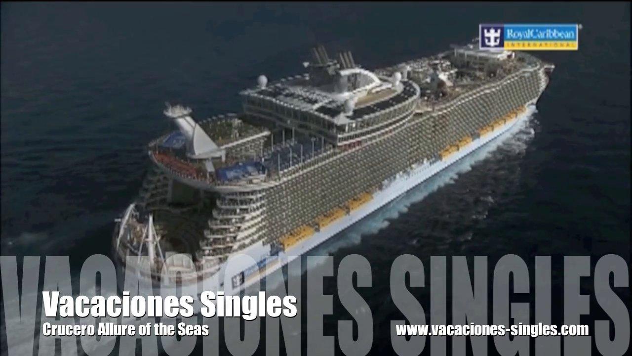 Cruceros en Allure of the Seas 2015