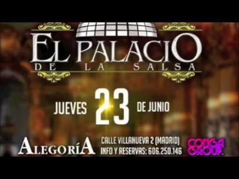 Fiesta Salsera Jueves 23 Junio 2016  Discoteca Alegoria Conga Group
