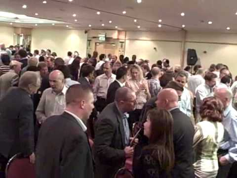 Networking at Berkshire Property Meet April 2010