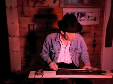 Diddley Bow blues part II
