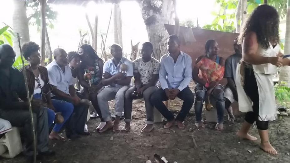Caney Circle in Haiti 2019 2