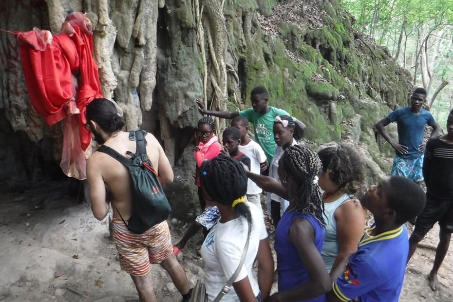 Caney Circle in Haiti 2019 6