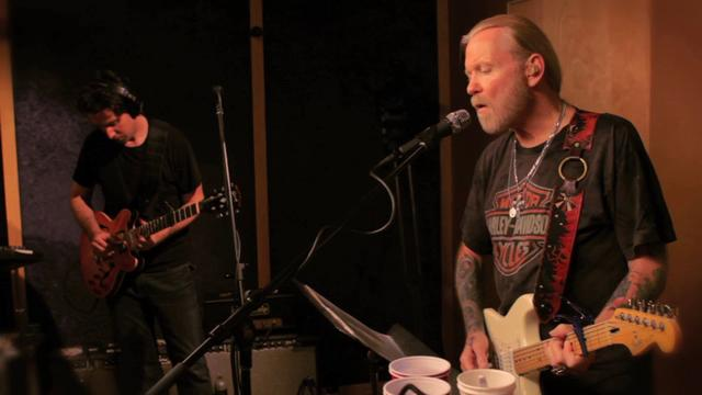 Gregg Allman - I Can't Be Satisfied (Savannah Rehearsal Sessions)
