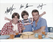 Signed by Joey, Matthew and Andrew Lawrence on June 29, 2019