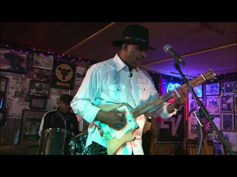 """Earl """"Guitar"""" Williams - """"Hey Mr. Gip"""" at Gip's Place"""