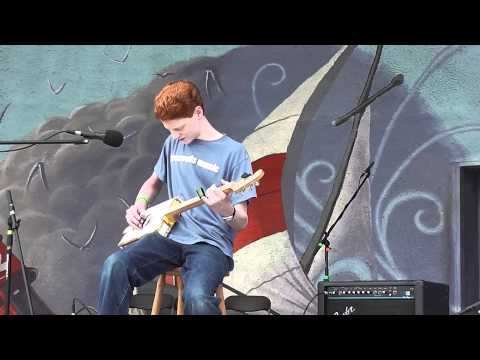 Check this young guy out! 14 year old Casey Baron