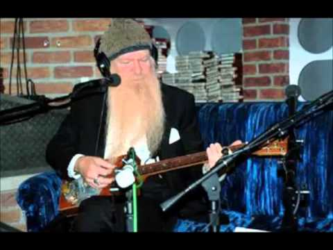 ZZ Top~Billy Gibbons Cigar Box Guitar song - Resonator recording of Ry Coder's Billy The Kid