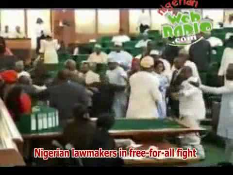 Idiots LawMakers Fighting..