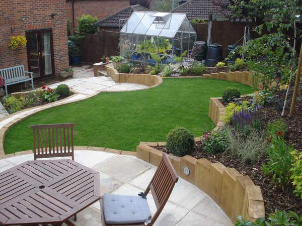 © Lush Landscape and Garden Design Ltd 2010