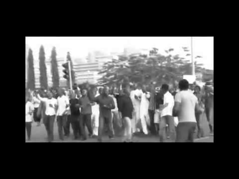 Occupy Nigeria - Sutflute feat Young Paperboyz (God Pass Dem) protest fuel subsidy removal
