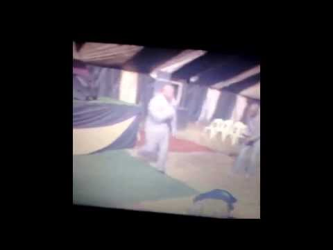 Hilarious: pastor fell badly while trying to perform deliverance stunt must watch