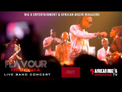 Flavour N'abania New York Live Band Concert- 2013 US Tour Episode 4
