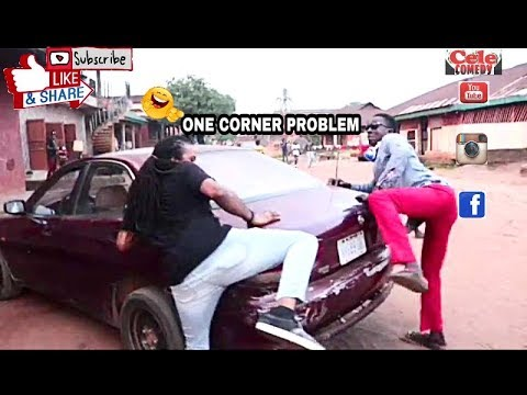 ONE CORNER HAS CAUSED ANOTHER DAMAGE AGAIN - Now See What One Corner Has Caused (Cele Comedy)