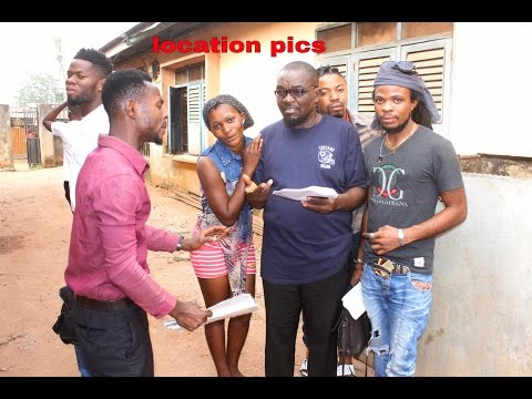 Behind the scenes from a movie cele in the trials