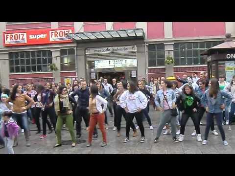 VIDEO OFICIAL - Flashmob Calvario Junio 2012 - 15 Junio 2012 - 19:45 h