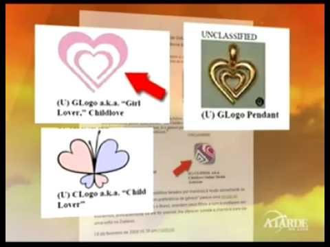 Material supostamente do FBI revela código secreto da pedofilia