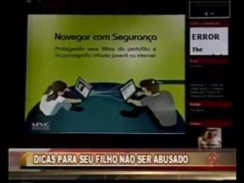 TV SBT - Carlos Fortes - Marco Antonio - estupro - dicas contra pedofilia.avi