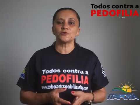 Itaporã do tocantins Contra à Pedofilia