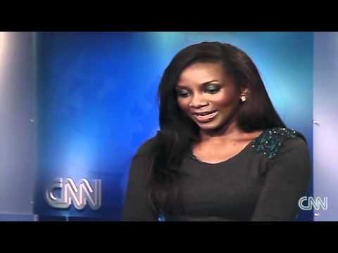 Genevieve Nnaji on CNN
