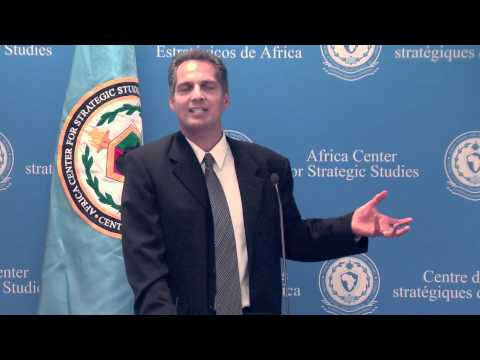 Introduction to African Security Issues - Africa: History and Politics: Dr. Joseph Siegle