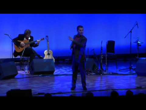 Juan Martin's Flamenco Dance to Visit Canada  January 2014