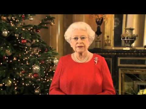 Queen Elizabeth II Christmas Message 2012 26/12/2012