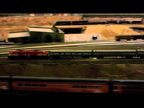 West Bay Model Railroad Association Open House, December, 2011