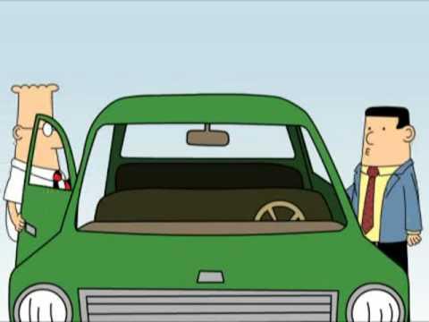 Dilbert Meets the New Sales Team Member