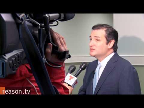 Sen. Ted Cruz and Rep. Sheila Jackson Lee Rally for School Choice