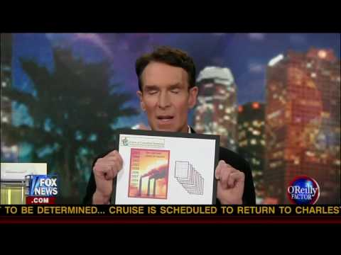 Global Warming - Bill Nye Versus Joe Bastardi