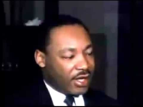 """Martin Luther King Jr: """"Israel... is one of the great outpost of democracy in the world"""""""